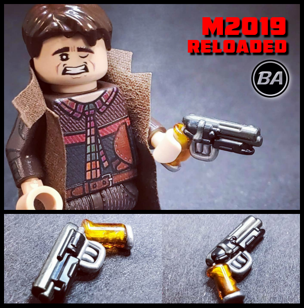 BrickArms® M2019 - RELOADED
