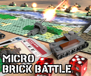 Micro Brick Battle