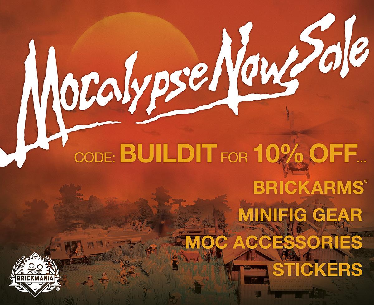 MOCalypse Now Sale