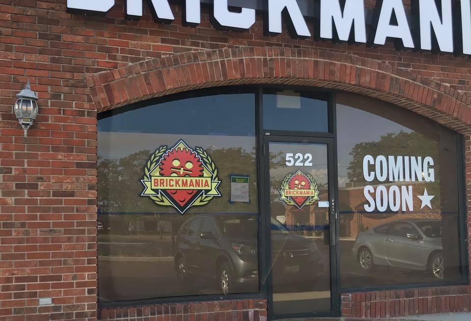 Brickmania at Woodfield Mall (Schaumburg, IL)