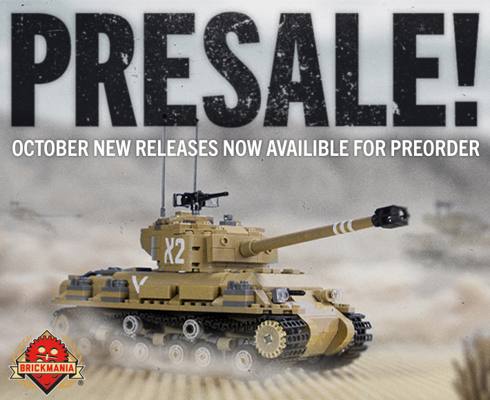 October Main Kit Presale