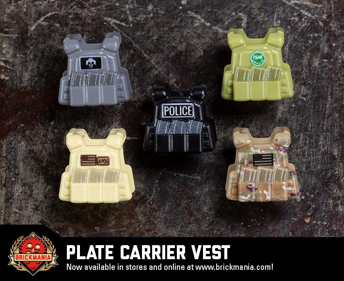 Plate Carrier Vest Wave 1