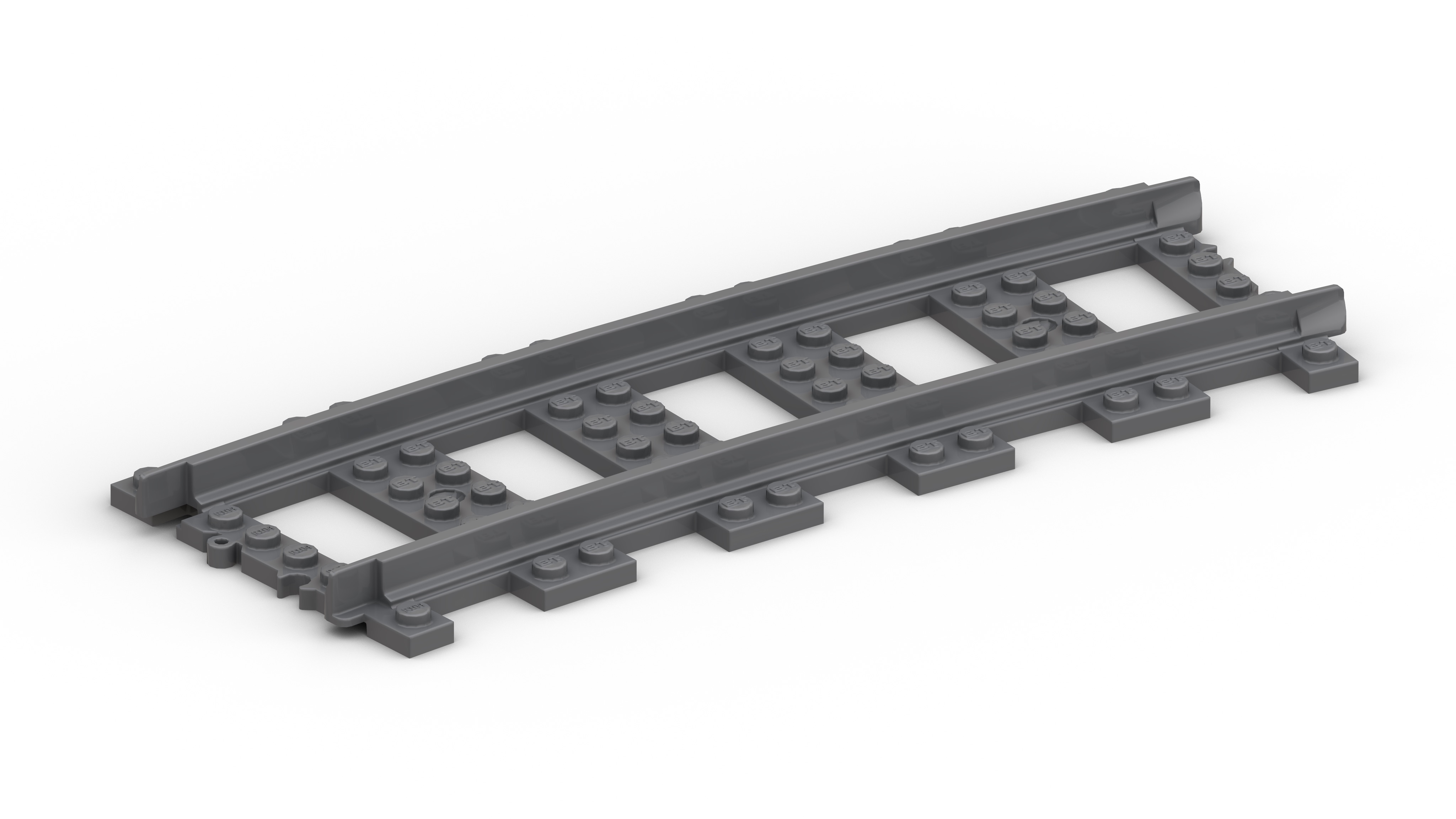 BrickTracks - R104 Curve x8 (PF)