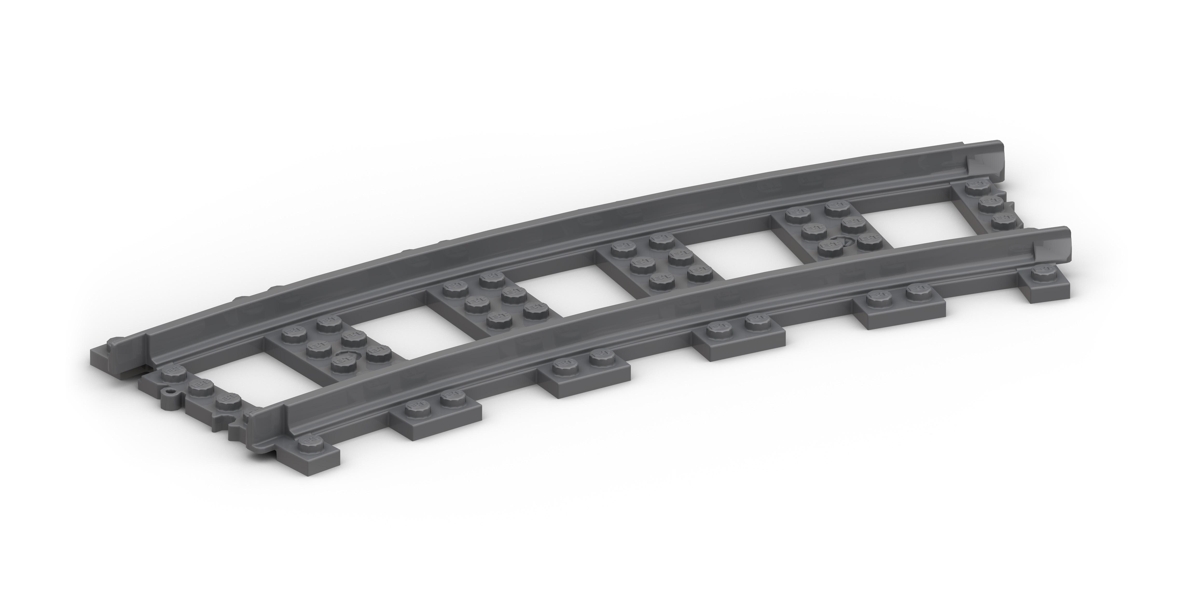 BrickTracks - R56 Curve x8 (PF)