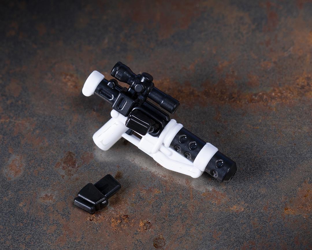 BrickArms Trooper Gear - Blaster Cannon