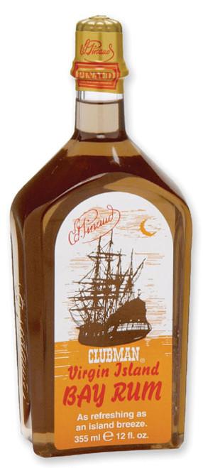Clubman Virgin Island Bay Rum, 12 oz.