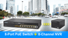 Planet FGSD-910P PoE Network Switch