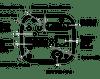 Vivotek IP8165HP rear diagram