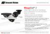 Arecont Vision MegaBall® 2 Model Options (-D, -D-LG, -W)