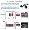 Vivotek IP8335H Removable IR cut filter