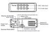 Vivotek VS8401 4-CH Rackmount Video Server