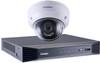 GeoVision GV-ADR4702-SNVR0812 4MP Mini Dome NVR Bundle