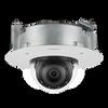 Hanwha PND-A9081RF 4K IR Indoor Flush Mount Dome AI Camera