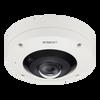 Hanwha XNF-9010RV 12MP IR Fisheye Camera