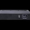 Geovision GV-APOE0400 Long Distance 6-port 10/100 Mbps unmanaged PoE Switch with 4 PSE/POE ports and 2 uplink ports. (140-APOE0400-000)