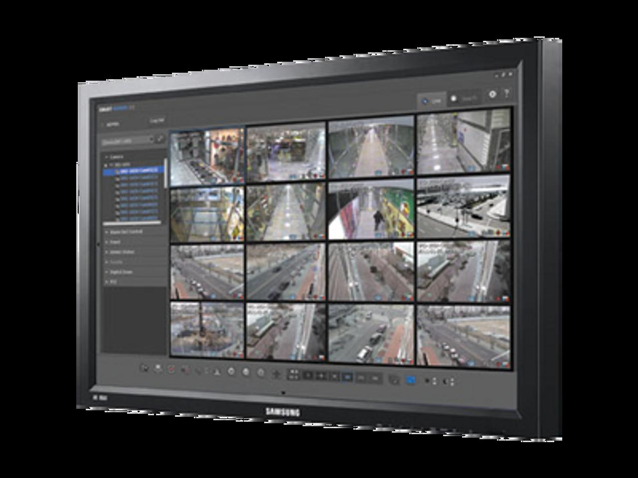 Hanwha SmartViewer Video Management Software