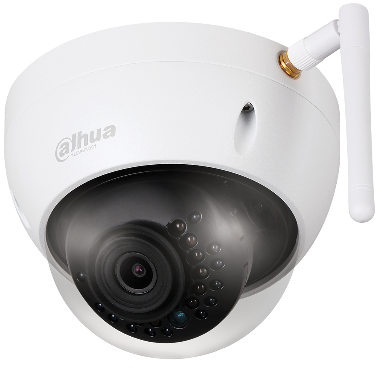 Dahua N41BL12-W 4MP WiFi MiniDome Network Camera