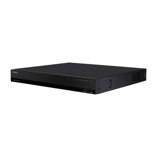 Hanwha WRN-810S-12TB 8 Channel WAVE PoE+ NVR 12 TB