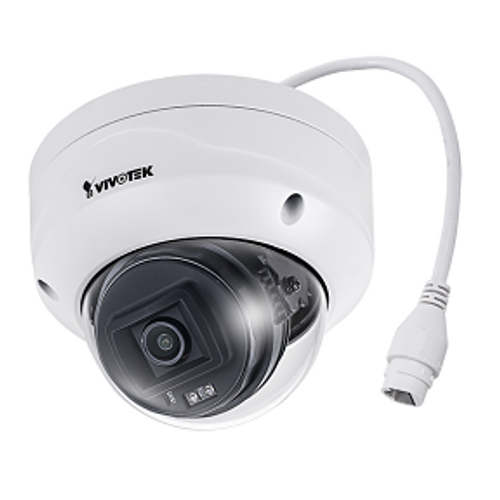 Vivotek FD9380-HF3 5MP 30M IR H.265 Outdoor WDR Pro Dome, IoTSecurity, 3.6mm