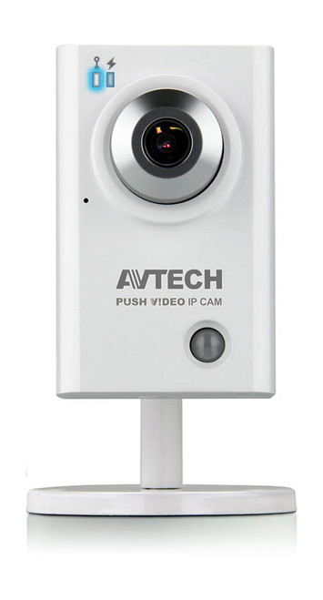 AVTECH AVN801 1.3MP Cube Network Camera