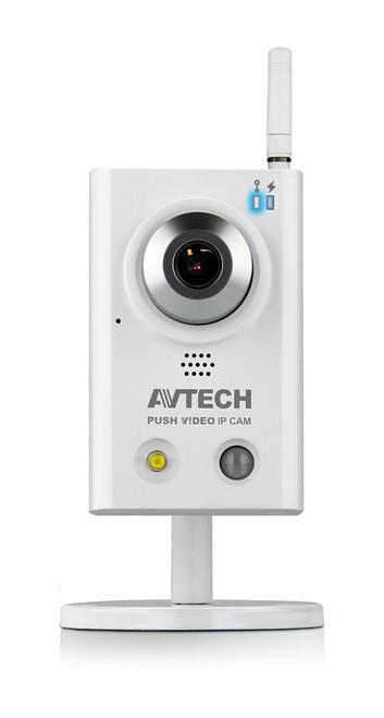 AVTECH AVN812 1.3MP Indoor Cube Network Camera