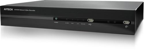 AVTECH AVH306 6CH HD Network Video Recorder