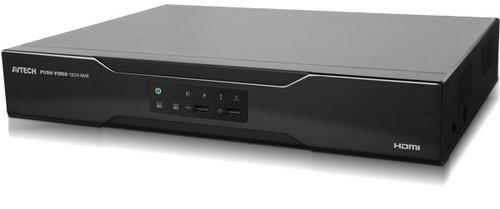 AVTECH AVH312PV 12CH HD Network Video Recorder with Push Video
