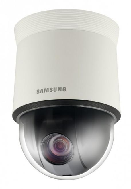 Samsung SNP-5300 1.3 Megapixel HD 30x PTZ Network Dome Camera