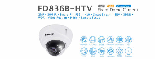 Download Drivers: VIVOTEK FD836B-HTV Network Camera