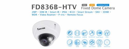 VIVOTEK FD836B-HTV Network Camera Descargar Controlador