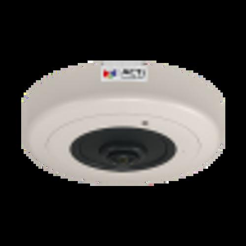 ACTi B511A 12MP IR Hemispheric Indoor Network Camera