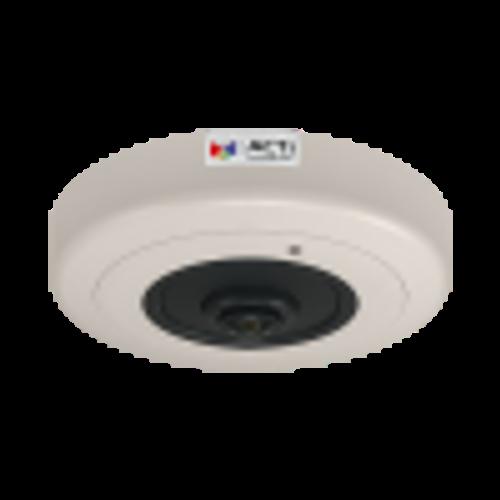 ACTi B74A 8MP IR Hemispheric Outdoor Network Camera