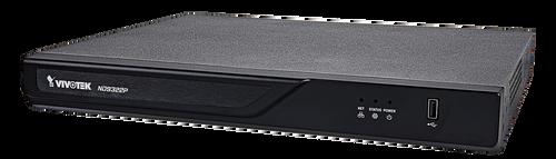 Vivotek ND9322P-v2 8-CH 8-PoE Port 4K H.265 NVR