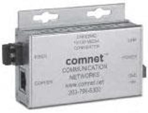CNFE2MC/IN MEDIA CONVERTER W/SFP SOCKET, 120-230VAC, 50