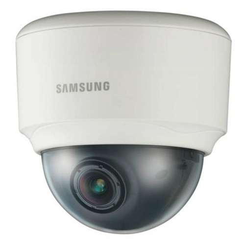 Samsung SND-3080 4CIF WDR Network Dome Camera