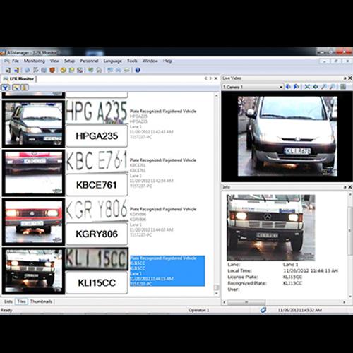 Geovision GV-LPR8Lane GV-LPR 8 Cam LPR (620-LPR-008 )