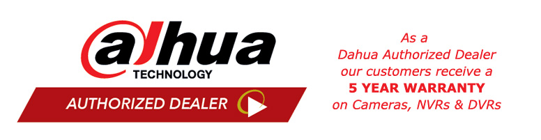 Network Camera Store, Official Dahua Reseller