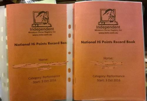 National Hi Point - Halter