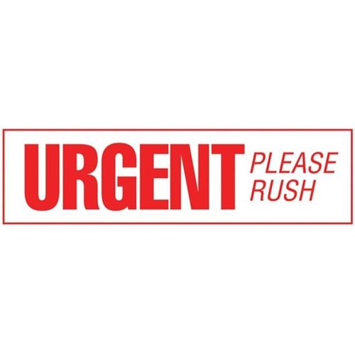 Urgent Processing Fee