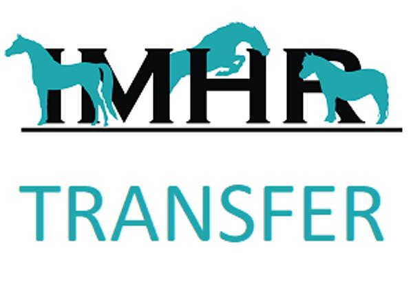 Registration Transfer  (within 30 days)