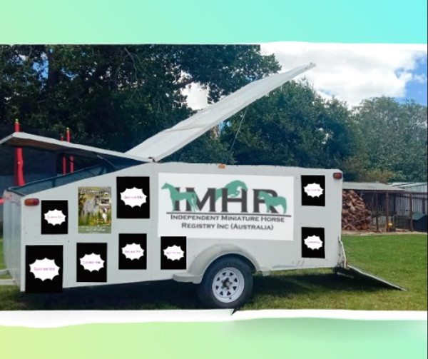 SPONSORSHIP - Magnetic Trailer Sign (Small)