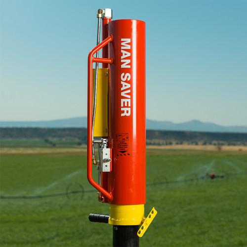 """99E-W Man Saver Post Driver 3 -1/2"""" Outside Diameter"""