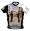 Primal Wear Pink Floyd Wish You Were Here Cycling Jersey Men's Short Sleeve with DeFeet Socks