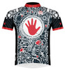 Primal Wear Left Hand Brewing Company Beer Cycling Jersey Mens Short Sleeve comes with DeFeet Socks