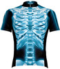 Primal Wear X-Ray Cycling Jersey Men's Short Sleeve with DeFeet Socks