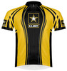 Primal Wear U.S. Army Advance Men's Cycling Jersey Short Sleeve with DeFeet Socks