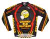 Cranky Old Bastard Long Sleeve Cycling Jersey
