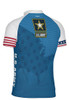 Primal Wear U.S. Army Home Front Cycling Jersey Men's Sport Cut Short Sleeve with DeFeet Socks Free Shipping
