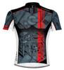 Primal Wear Torque Cycling Jersey Men's Short Sleeve by Primal Wear with DeFeet Socks