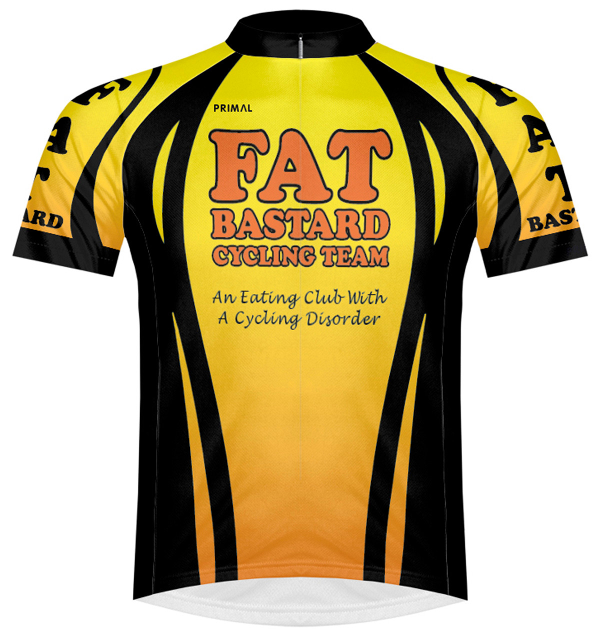 Primal Wear Donuts Cycling Team Jersey Mens short sleeve bicycle bike with sox